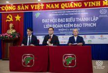 Đại hội thành lập Liên Đoàn Kiếm Đạo TPHCM